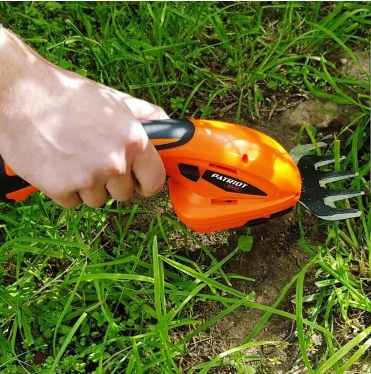 Ножницы-кусторез аккумуляторный PATRIOT CSH 360